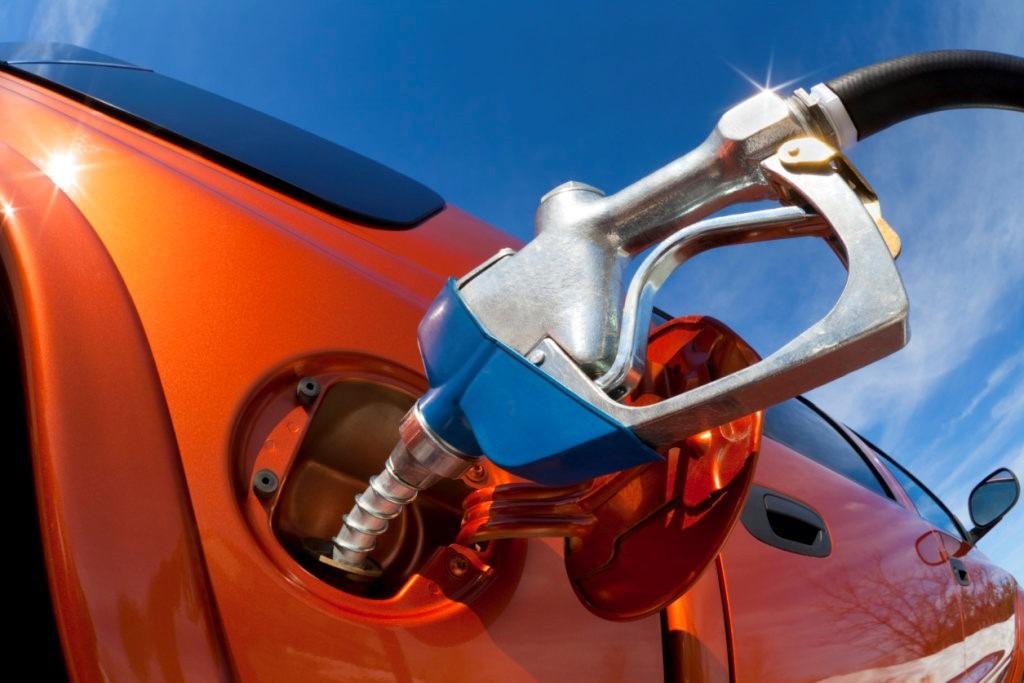 باک بنزین