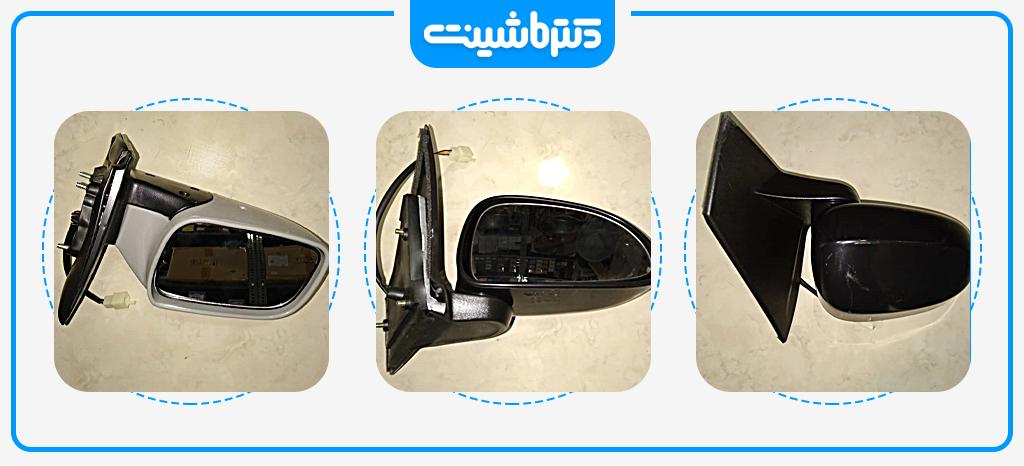 آینه بغل چپ و راست ام وی ام MVM 530 Sport