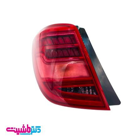 چراغ خطر عقب چپ لیفان Lifan X60 New