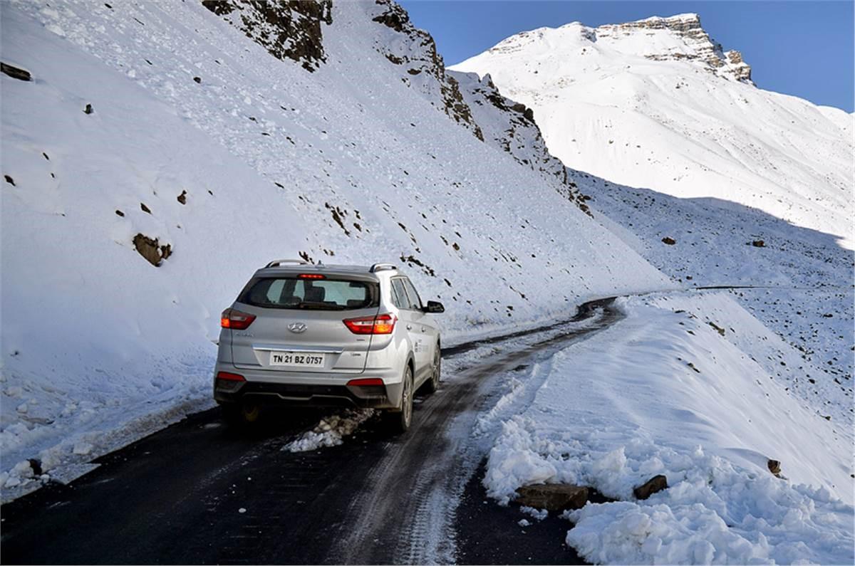 رانندگی در فصل زمستان