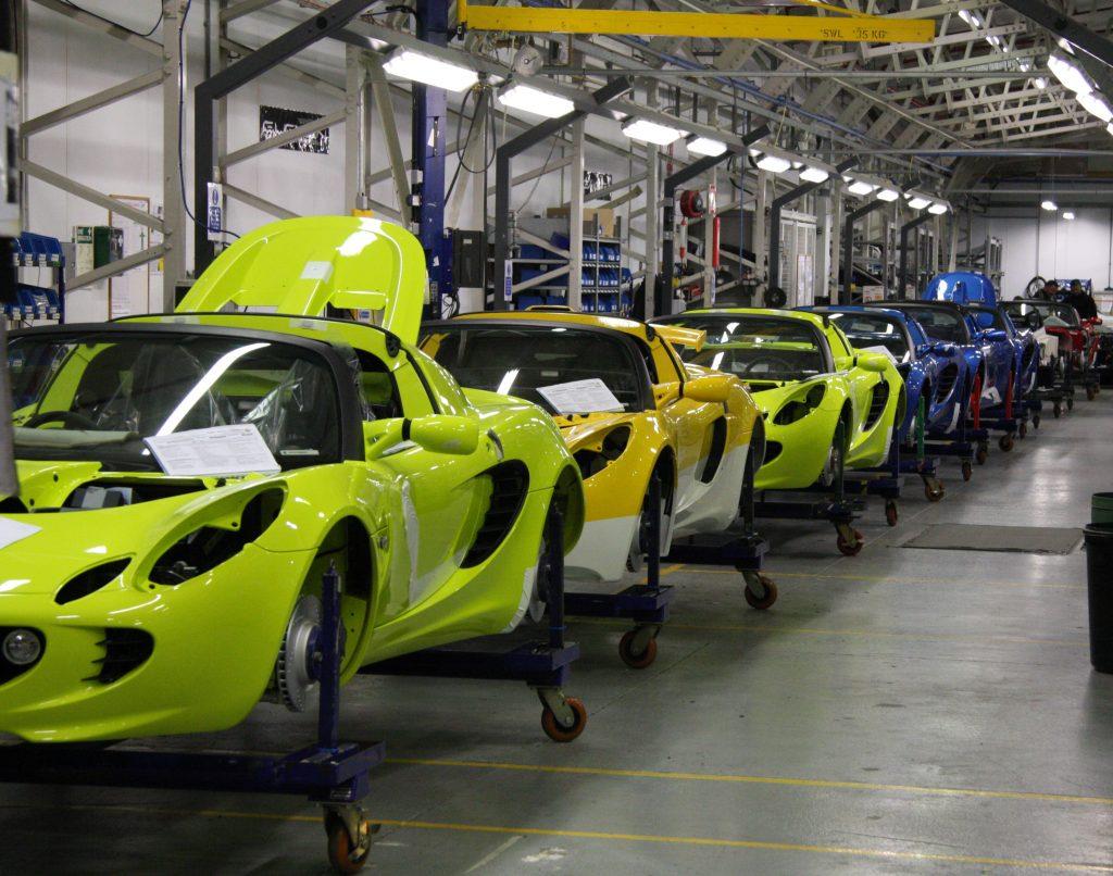 اصطلاحات رایج در صنعت خودرو
