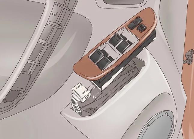 تعویض پنل درب خودرو