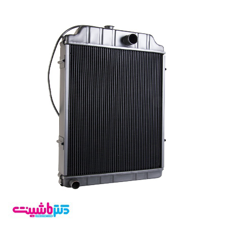 رادیاتور آب مسی 4 لول یخچالی تراکتور فرگوسن 399