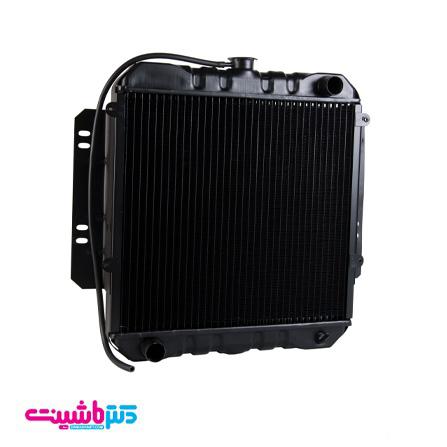 رادیاتور آب مسی 4 لول مزدا 2000 سی سی کاربراتور