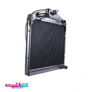 رادیاتور آب مسی 3 لول یخچالی بنز ده تن پر لوله Benz 10 Ton